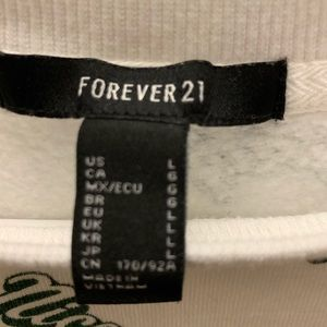 Forever 21 Sweaters - Naught and Nice Sweatshirt